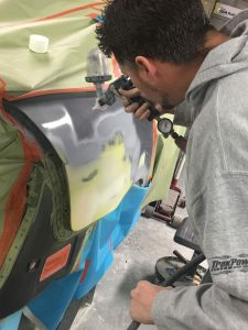 probst automotive vehicle repainting new lenox