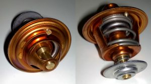 Thermostat for car